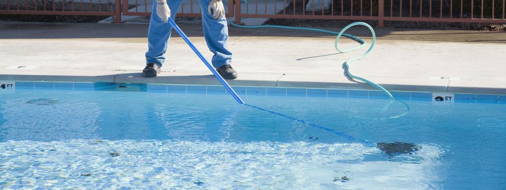 Cadde Tesisat Havuz Bakımı kurulumu